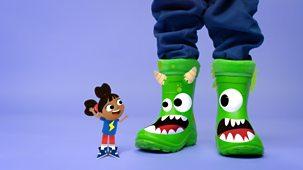 Yakka Dee - Series 1: 4. Boots