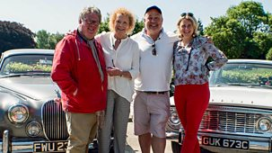 Celebrity Antiques Road Trip - Series 7: Episode 7