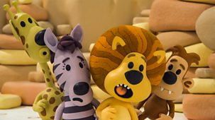 Raa Raa The Noisy Lion - Series 3: 11. Raa Raa And The Noisy Mystery