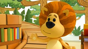 Raa Raa The Noisy Lion - Series 3: 12. Raa Raa And The Coolest Hello