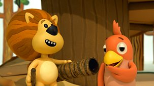 Raa Raa The Noisy Lion - Series 3: 14. Raa Raa And The Funniest Laugh