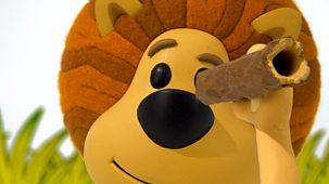 Raa Raa The Noisy Lion - Series 3: 15. Raa Raa And The Ladybird Den