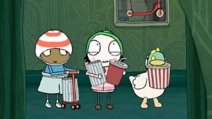 Sarah & Duck - Series 3: 38. Cinema Scoot