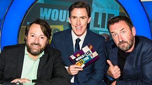 Would I Lie To You? - Series 11: 9. The Unseen Bits