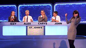 Top Class - Series 3: Quarter-final 4: St John's V Castle Park