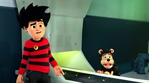 Dennis & Gnasher Unleashed! - Series 1: 11. Give Peas A Chance