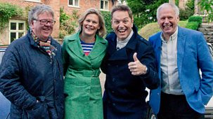 Celebrity Antiques Road Trip - Series 7: Episode 11