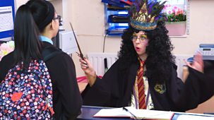 Class Dismissed - Series 3: 6. World Book Day