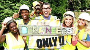 The Dengineers - Series 3: 5. The Dengineers: Community Den Special