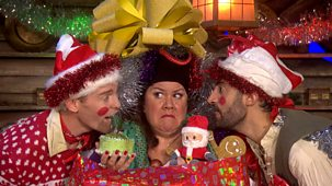 Swashbuckle - Series 5: 13. Christmas Rules!