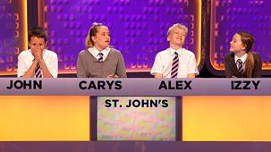 Top Class - Series 3: 15. Grand Final: St Johns V Hollymount