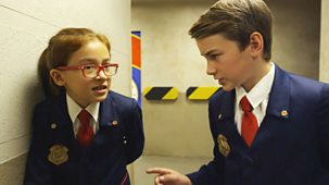 Odd Squad - Series 2: 3. Back To The Past
