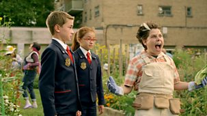 Odd Squad - Series 2: 5. Mid-day In The Garden Of Good And Odd