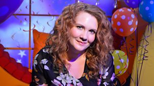 Cbeebies Bedtime Stories - 605. Jennie Mcalpine - I Don't Want Curly Hair