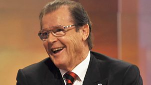 Talking Pictures - Roger Moore