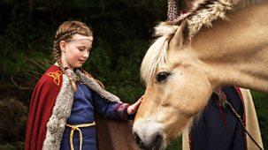 Gudrun: The Viking Princess - The Fjord Pony
