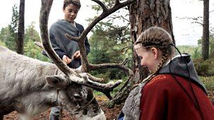 Gudrun: The Viking Princess - The Reindeer