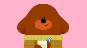 Hey Duggee - Series 2: 39. The Getting On Badge