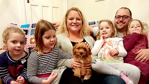 Our Family - Our Family Fun: 11. Daisy And Lily's New Puppy