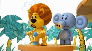 Raa Raa The Noisy Lion - Series 3: 17. Raa Raa And The Jungle Fixers