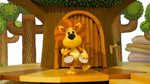 Raa Raa The Noisy Lion - Series 3: 18. Raa Raa And The Jingly Jungle Show