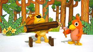 Raa Raa The Noisy Lion - Series 3: 19. Raa Raa And The Jungle Gym