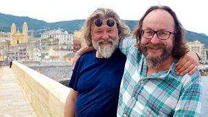 Hairy Bikers' Mediterranean Adventure - Series 1: Episode 3
