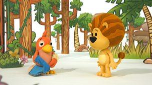 Raa Raa The Noisy Lion - Series 3: 23. Raa Raa And Poorly Pia