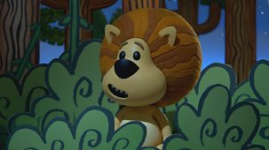Raa Raa The Noisy Lion - Series 3: 25. Raa Raa And The Night Noises