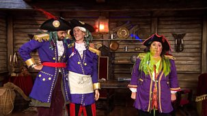Swashbuckle - Series 5: 16. Three Captain Captains