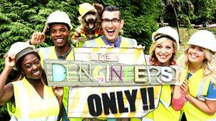 The Dengineers - Series 3: 14. Community Den - Part 1