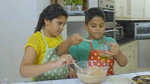 My World Kitchen - Series 1: 2. Ria And Rohan's Indian Tandoori Chicken