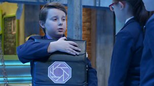 Odd Squad - Series 2: 19. Night Shift