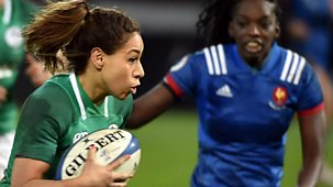 Women&#039;s Six Nations Rugby - 2019: Second Weekend<span Class=