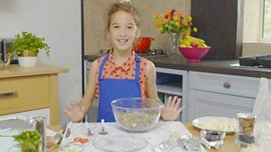 My World Kitchen - Series 1: 6. Naima's Algerian Borek