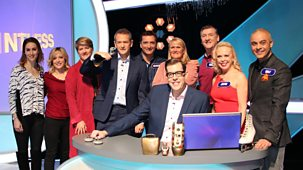 Pointless Celebrities - Series 11: 2. Winter Olympics Special