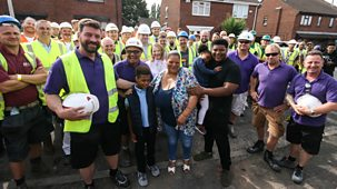 Diy Sos - Series 29: 3. The Big Build - West Bromwich