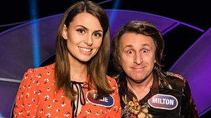 Pointless Celebrities - Series 10: 44. Special