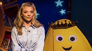 Cbeebies Bedtime Stories - 625. Natalie Dormer - Jill And Dragon