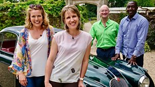Celebrity Antiques Road Trip - Series 7: Episode 20