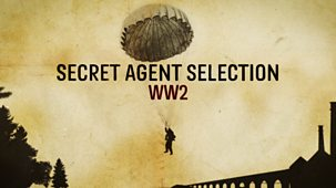 Secret Agent Selection: WW2