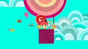 Olobob Top - Series 1: 27. Balloon
