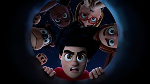 Dennis & Gnasher Unleashed! - Series 1: 28. Were-walter