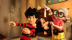 Dennis & Gnasher Unleashed! - Series 1: 30. The Dog Ate It Miss