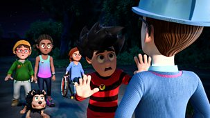 Dennis & Gnasher Unleashed! - Series 1: 31. The Fangtom Menace