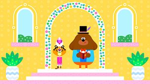 Hey Duggee - Series 2: 40. The Wedding Badge