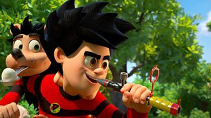 Dennis & Gnasher Unleashed! - Series 1: 34. Extreme Sports Day