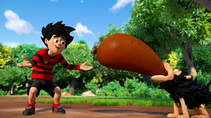 Dennis & Gnasher Unleashed! - Series 1: 35. Today The Dog, Tomorrow The World