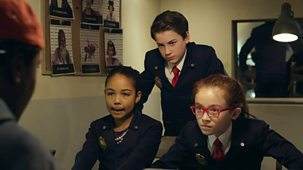 Odd Squad - Series 2: 26. Questions