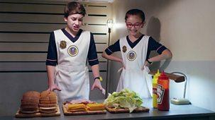 Odd Squad - Series 2: 30. Agent Oksana's Kitchen Nightmares